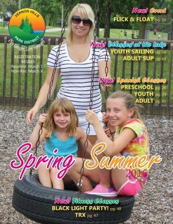 2016 Spring & Summer