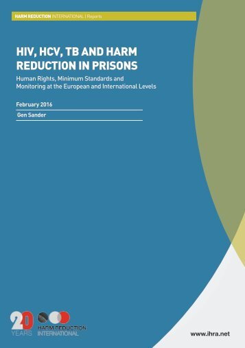 REDUCTION IN PRISONS