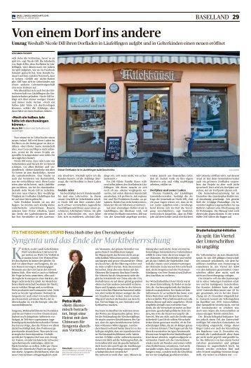 E-Paper-Ausgabe_Basellandschaftliche Zeitung_Freitag, 22 Januar 2016 (3)