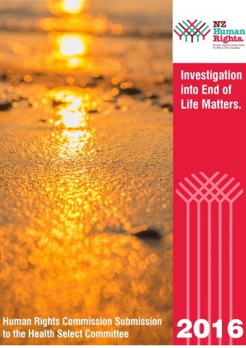 into End of Life Matters