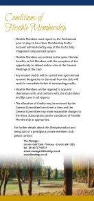 Flexible Membership - Page 4