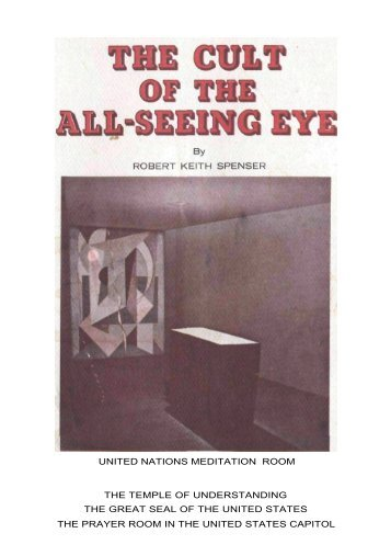 The Cult of the All-Seeing Eye