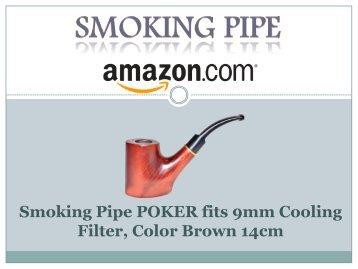 Smoking Pipe POKER - Amazon.com