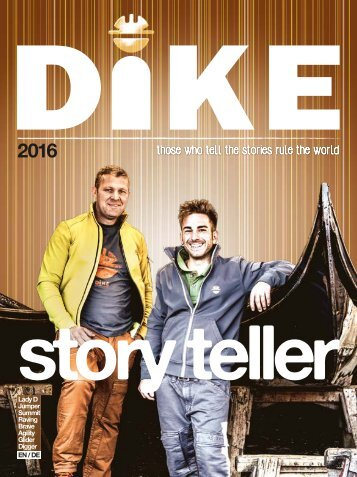 DIKE - 2016 Shoes catalog EN-DE