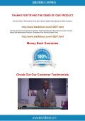 Download CGEIT BrainDumps to Success in career - Page 7