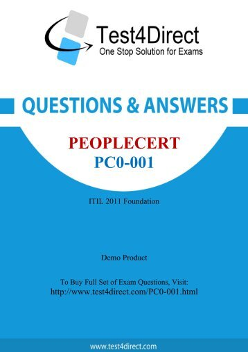Up-to-Date PC0-001 Exam BrainDumps for Guaranteed Success
