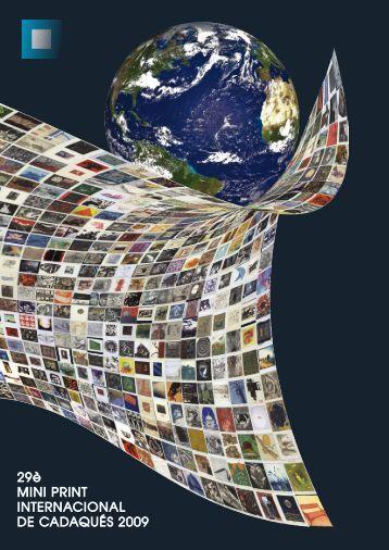 2009 CADAQUES MINI PRINT INTERNATIONAL
