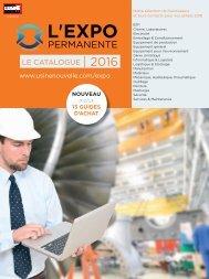 Catalogue de L'Expo Permanente 2016