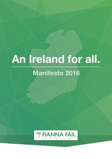 An Ireland for all