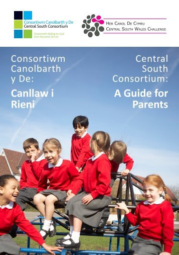 Canllaw i Rieni A Guide for Parents