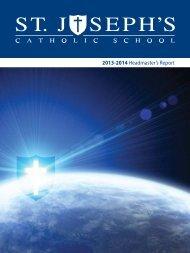 SJCS '13-14 Headmaster's Report_AP3