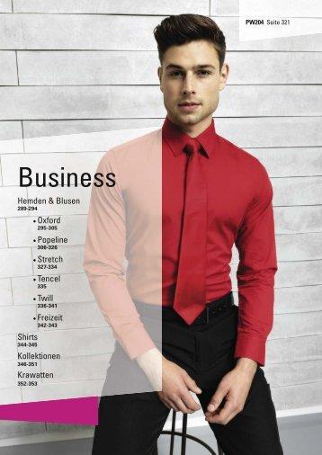 Businesskleidung