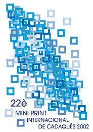 2002 CADAQUES MINI PRINT INTERNATIONAL