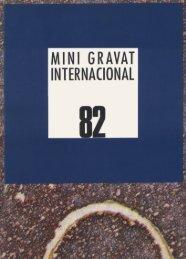 1982 CADAQUES MINI PRINT INTERNATIONAL