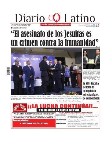 Edición 11 de Febrero de 2016