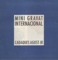 1981 CADAQUES MINI PRINT INTERNATIONAL