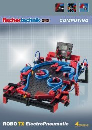 computing - Fischertechnik