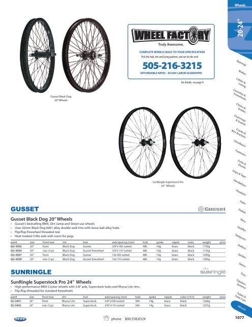 SRAM 32mm Tubeless Mountain Bike Wheel Conversion Kit Roam 60