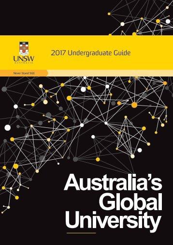 2017 Undergraduate Guide