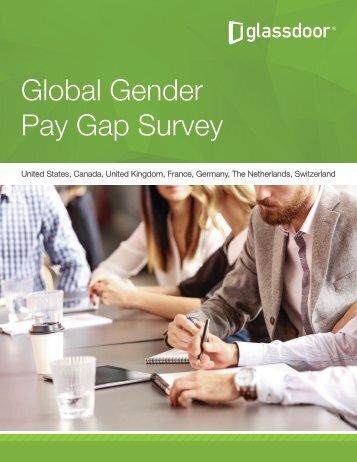 Global Gender Pay Gap Survey