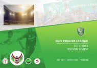 GLO Premier league