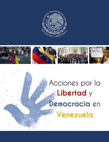 Acciones por la Libertad y Democracia en Venezuela
