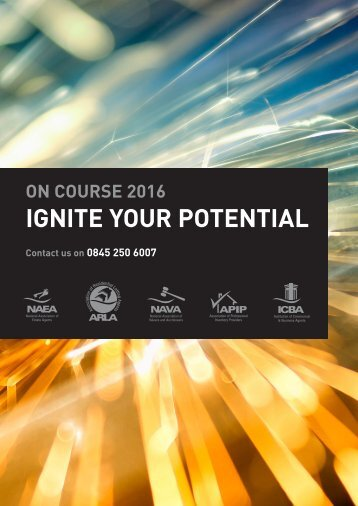 IGNITE YOUR POTENTIAL