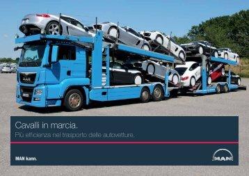 Veicoli per il trasporto auto