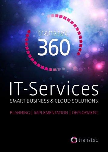 transtec360 Brochure - TE