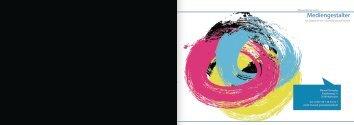 Mediengestalter für Digital- & Printmedien
