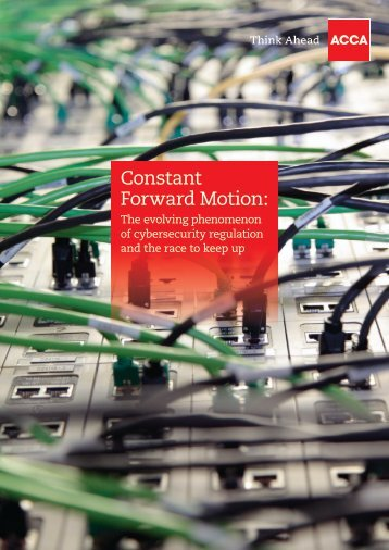 Constant Forward Motion
