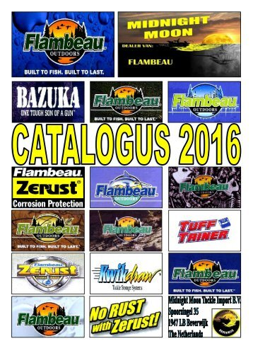 catalogus flambeau