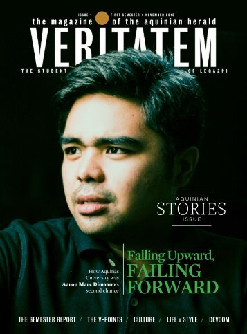 VERITATEM - Issue 1 (2015)