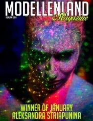 Modellenland Magazine winners issue