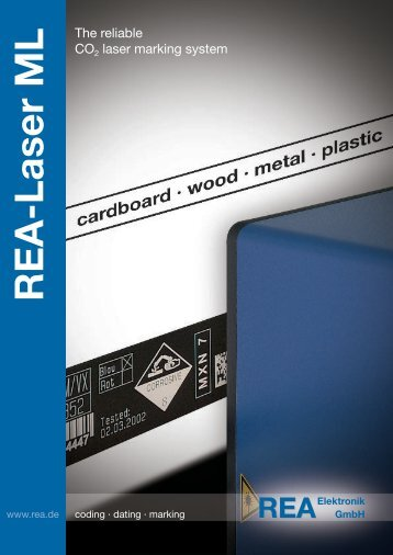 REA-Laser ML - Wilux Print AG