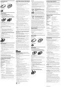 Sony VGP-WMS30 - VGP-WMS30 Mode d'emploi Italien - Page 2