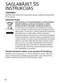 Sony HVL-F32M - HVL-F32M Consignes d'utilisation Letton - Page 4