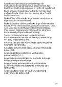 Sony HVL-F32M - HVL-F32M Consignes d'utilisation Estonien - Page 3