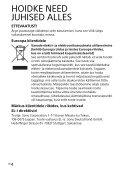Sony HVL-F32M - HVL-F32M Consignes d'utilisation Estonien - Page 4