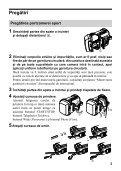 Sony SPK-HCH - SPK-HCH Mode d'emploi Roumain - Page 3