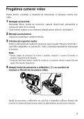 Sony SPK-HCH - SPK-HCH Mode d'emploi Roumain - Page 7