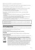 Sony AC-VQ900AM - AC-VQ900AM Consignes d'utilisation Hongrois - Page 7