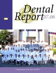 *Jul 06 DR.indd - UB Dental Alumni Home