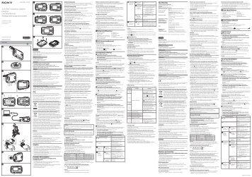 Sony RM-LVR1 - RM-LVR1  Lituanien