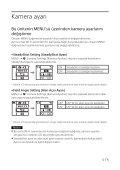 Sony RM-LVR1 - RM-LVR1 Consignes d'utilisation Turc - Page 6