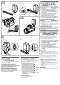 Sony HVL-IRM - HVL-IRM Mode d'emploi Polonais - Page 2