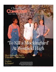 'To Kill a Mockingbird' At Westfield High
