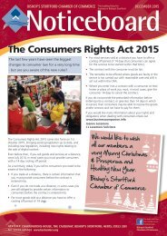 The Consumers Rights Act 2015