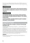 Sony IPT-DS1 - IPT-DS1 Mode d'emploi Polonais - Page 2