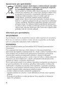 Sony HVL-F56AM - HVL-F56AM Consignes d'utilisation Slovaque - Page 4